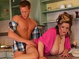 Groping, Chubby, Pussy, Mature, Tits, Cute, Tight, Mommy, Bbw, Blonde, Young, Not son, Cock, Fucking, Beautiful, Lady, Fat, Kitchen