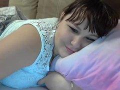 Cute, Fat, Chunky, Webcam, Babe, Brunette, Boobs, Tits, Amateurs, Big tits