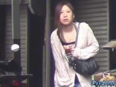 Oriental, Fetish, High definition, Whore, Outdoor, Public, Asian, Voyeur, Japanese