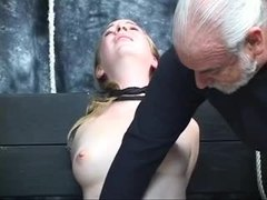 Hairless, Teen, Submission, Shaved pussy, Young, Bdsm, Shaved, Aged, Blonde, Toys, Disgrace, Sex, Bound, Punished, Rough, Vibrator, Pussy, Old, High definition, Extreme, Tits, Slave, Bondage