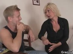 Grandmother, Blonde, Czech, Pussy, Old, High definition, European, Granny, Blowjob