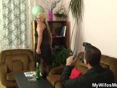 Grandmother, Mature, Wife, Granny, Friend, Girlfriend, Young, Old, Mommy, High definition, Friend's mom, Pantyhose, Fucking