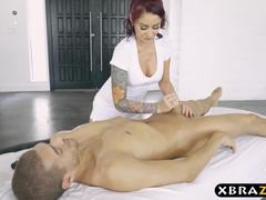 Big cock, Monster cock, Fucking, Passionate, Cock, Wife, Riding, Massage