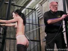 Punished, Slave, Bondage, Fetish, Domination, Bound, High definition, Crying, Bdsm, Needle