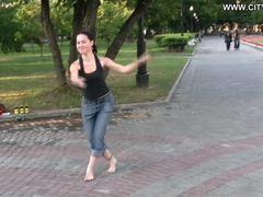 Barefoot, Feet, Fetish, Dirty, Dancing