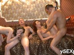 Small tits, Group, Tits, Teen, Passionate, Party, Amateurs, Russian