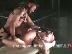Sex, Cum, Leather, Fetish, Gay, Daddy, Fisting
