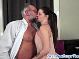 Creampie, Teen, Old, Grandfather, Riding, Old man, Dad and girl, Young, European, Babe, Cowgirl, Cock, Old and young, Amateurs, Big tits
