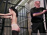 Bound, Slave, Bondage, Fetish, Domination, High definition, Needle, Crying, Punished, Bdsm