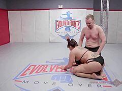 Wrestling wird zum Sex